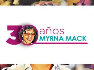 30 years Myrna Mack
