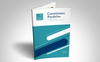 Presentan informe Comisiones Paralelas: Mecanismos de cooptación de la justicia