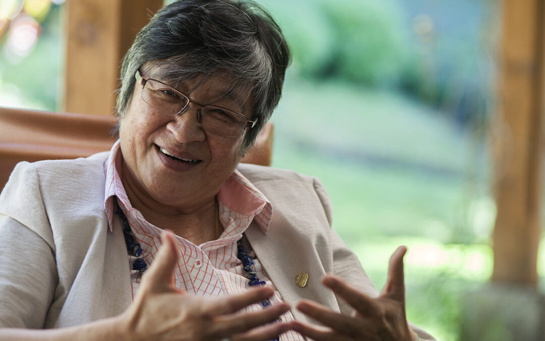 Biografía Helen Mack Chang