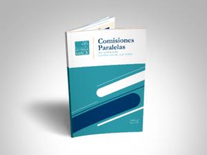 """La Fundación Myrna Mack presentó su informe """"Comisiones Paralelas: Mecanismos de Cooptación de la Justicia"""", en un webinario."""