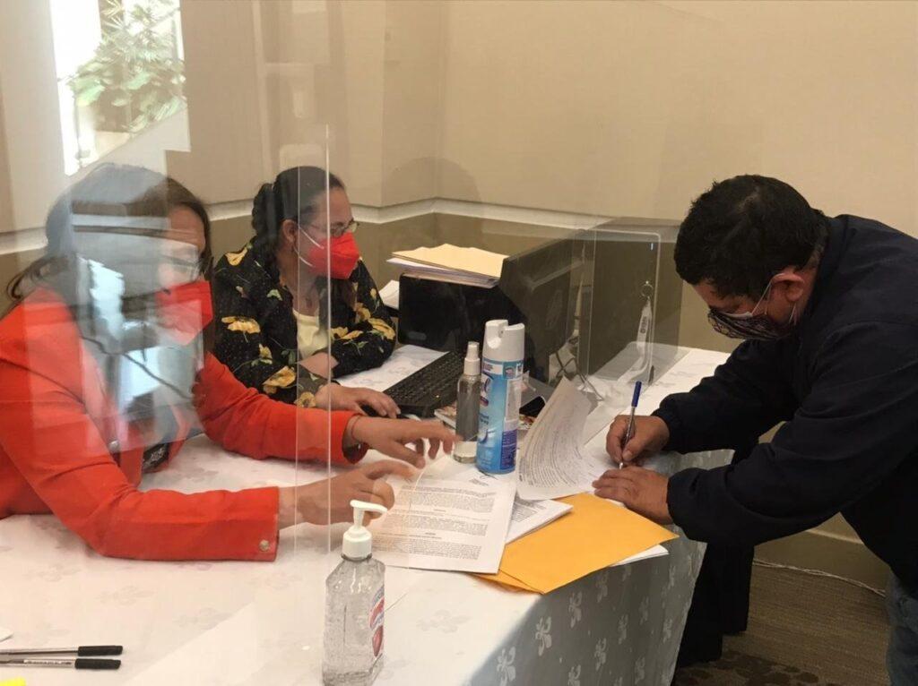 Objeción contra Juan Carlos Godínez