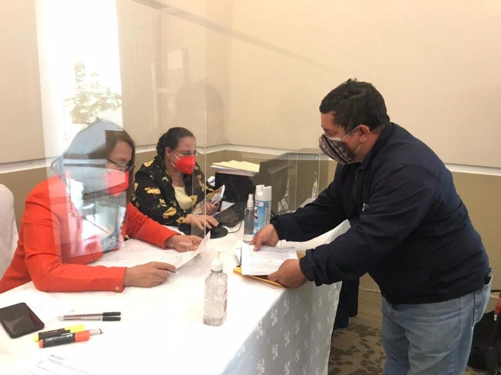 Presentan objeción contra Juan Carlos Godínez
