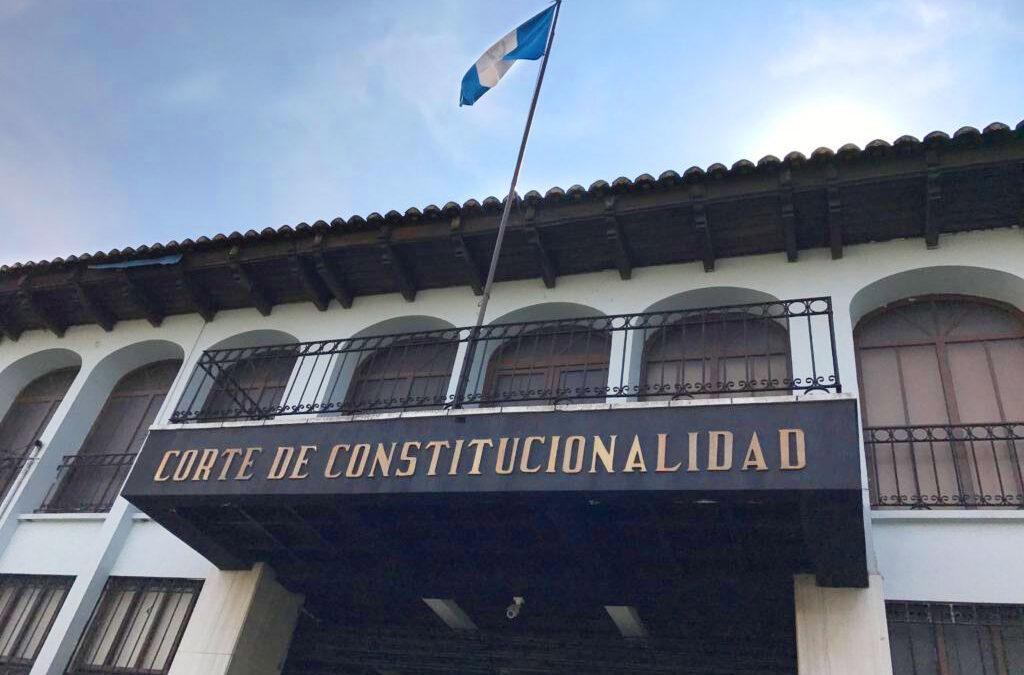 Fundación Myrna Mack presenta objeciones contra dos aspirantes a la Corte de Constitucionalidad