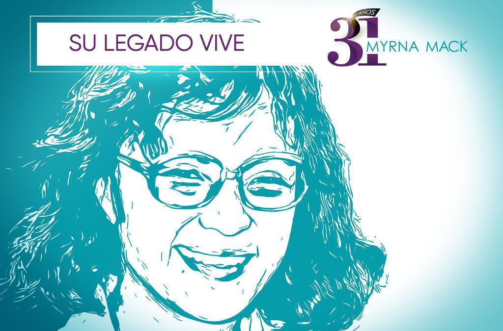 Myrna Mack: Su legado vive luego de 31 años